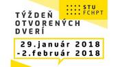 Týždeň otvorených dverí 2018 na FCHPT