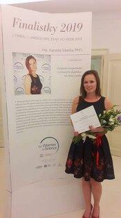 Ocenenie Pre ženy vo vede