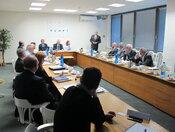 Ustanovujúce zasadanie priemyselnej rady FCHPT