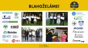 Ocenenia za diplomové práce