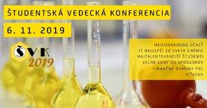 21. študentská vedecká konferencia na FCHPT