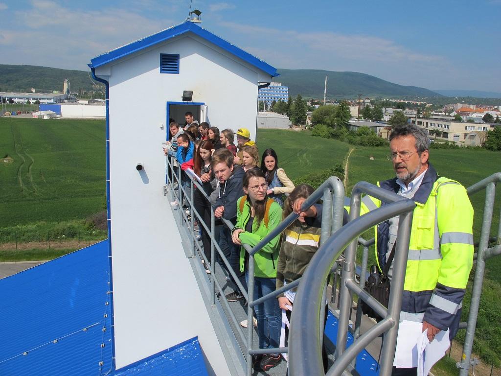 Environmentálni inžinieri opäť na exkurzii