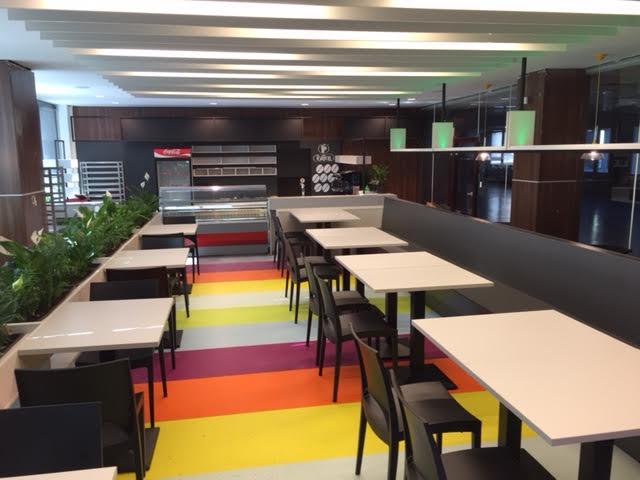 Nová kaviareň ACADEMICA  u